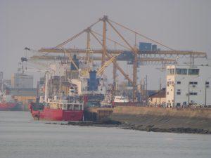 贝拉港口,莫桑比克(图片来源:EIA)