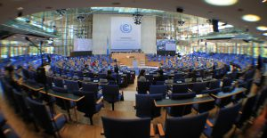 The latest UN climate change negotiations took place in Bonn, Germany (Image: