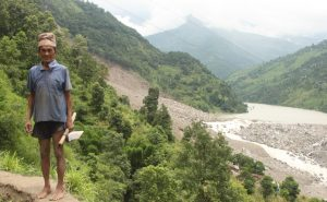 Landslides are the second most hazardous disaster in Nepal after epidemics, but very little has been done to prepare for these events or mitigate the destruction they wreak