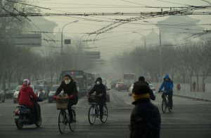 China needs to undertake more research and development to better understand the root causes of difficult air pollutants, says Angel Hsu (Image: Alamy)
