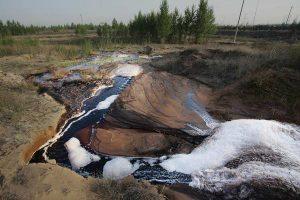 The Ganjiang River which flows across Ji'an City, Jiangxi Province