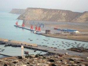 port of Gwadar, a gateway to the Middle East