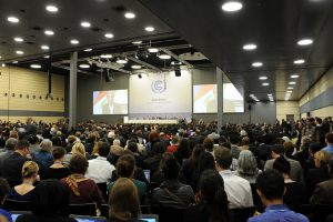 negotiations at the Bonn climate talks