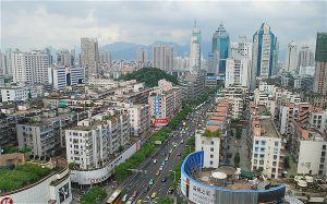 Wenzhou in eastern China is the most open in its disclosure of pollution data