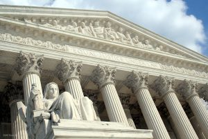 The US Supreme Court's decision was 'unprecedented' say legal experts (Image credit: Patrick Dirden)