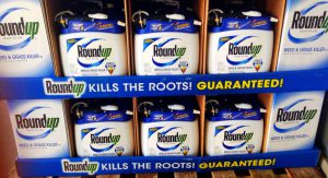 Roundup, Monsanto's brand name for Glyphosate