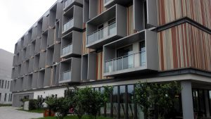 An example ofLandsea's greenhousing in Shanghai.