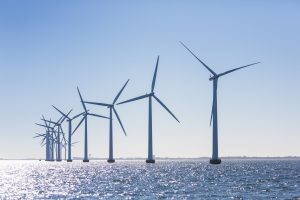 Middelgrunden offshore wind farm (Image by European Wind Energy Associat