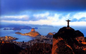 The Christ the Redeemer statue in Rio de Janeiro, Brazil (Image byswiftjetsum626)