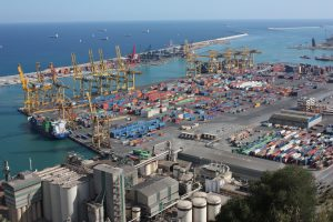 China hopes to build connectivity and cooperation across Eurasia through large-scale infrastructure projects such as container ports, railways and power stations (Image by: