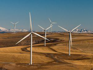 green finance, wind farm