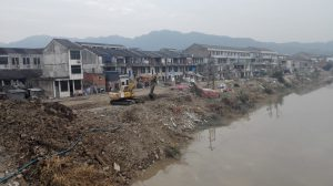 Better land use planning and building design is needed to limit the impacts of extreme weather events like Typhoon Megi, which struck in September (Image by He Linlin)