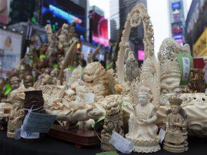 """中国的象牙交易禁令对周边国家产生了很大的影响。图片来源:<a href=""""https://www.flickr.com/photos/animalrescueblog/18769268298/in/album-72157654370921908/"""">IFAW</a>"""