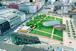 An example of a green roof in Germany (Image: efb-greenroof)
