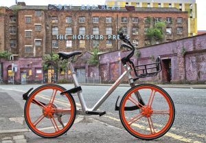 Mobike has launched a six-month trial in Manchester with 1000 bikes (Image: Mobike)