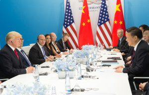 President Trump will visit Beijing this week but climate is unlikely to be high on the agenda (Image: Shealah Craighead/The White House)