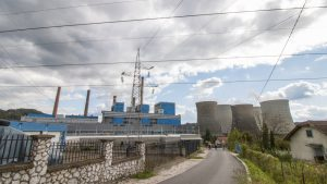 The Tuzla coal-fired power plant in Bosnia and Herzegovina (Image: Bankwatch)