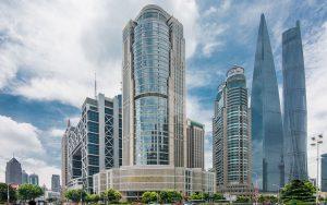 位于上海陆家嘴的国家开发银行大厦。图片来源:baike