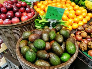 China's avocado imports grew from 1.9 tonnes to 25,000 tonnes between 2010 and 2016 (Image: Alamy)