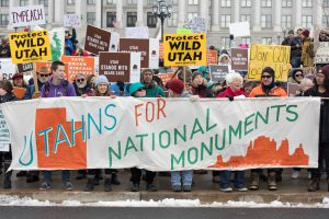 Over 2 million Americans have protested Trump's plans to destroy national monuments. (Image: KristineL761)