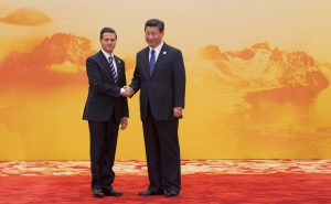 Mexican President Enrique Peña Nieto and Chinese counterpart Xi Jinping have had seven meetings in the past five years (Image: Presidencia de La República Mexicana)