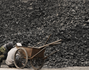 Coal consumption in China is believed to have peaked, despite last year's increase (Image: EmJCox/ Thinkstock)