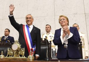 Businessman Sebastián Piñera assumed the presidency of Chile for the second time onMarch 11. Hehas already met with with Chinese Foreign Minister, Wang Yi(Image:Government