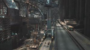《2012》中,拯救人类的高科技大船,是一座中国工厂的产品。图片来源:电影截图