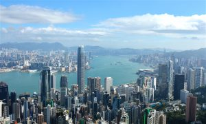 "Hong Kong is keen to become the primary ""green"" capital market for the China-led Belt and Road Initiative (Image: alpe89)"