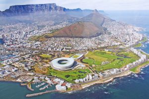 Cape Town avoided disaster this year thanks to unexpected buffers like agricultural water transfer and private boreholes (Image: sharonang)