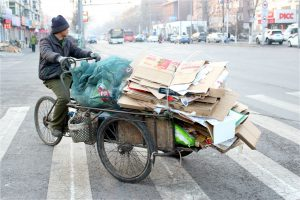 Is something valuable being lost in the rush to clamp down on the informal waste sector? (Image: Tianjia Liu)