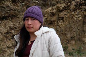 Elizabeth Durazno of Rio Blanco village (Image: Ning Hui)