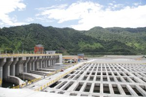 Coca Codo Sinclair, the flagship project in a massive hydropower drive in Ecuador, has been beset by delays and accidents, preventing the development of other renewables (Image: Ministerio de Turismo Ecuador)