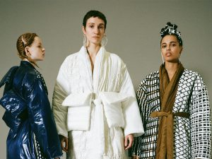 Outfits produced with a focus on the fair treatment of people and planet (Image: Luna Del Pinal)