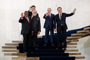 A decade after its inception, Brics leaders met last week to discuss the future of the bloc (Image: Alex Santos / PR)