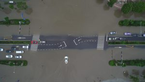 Climate change is exacerbating extreme weather (Image: Alamy)