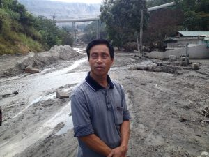 Bui Ngoc Toan, a coal miner from Cam Pha, Vietnam, said his home in Mong Duong ward was badly damaged by summer flooding and landslides. He acknowledged that coal mining had taken a clear environmental toll on the greater Cam Pha area in recent years, but that the economic benefits outweighed the environmental costs.