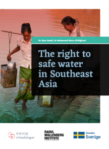 The right to safe water in Southeast Asia