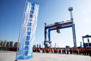 china-hydrogen-powered-crane-port-qingdao