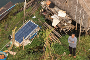Solar power in Myanmar