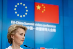 online EU-China summit June 2020