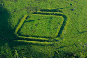 Geoglyphs in the Amazon are under threat from agricultural expansion