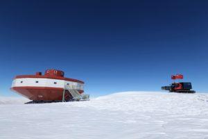 China's Taishan station in Antarctica