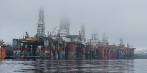 norway oil and gas drilling
