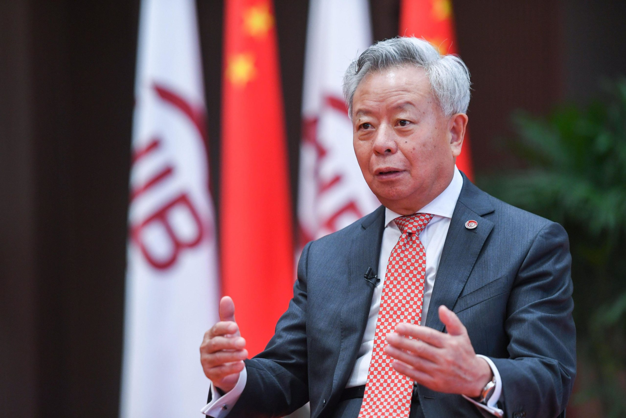 """In September, Jin Liqun, the president of the AIIB, said: """"I am not going to finance any coal-fired power plants."""" (Image: Alamy)"""