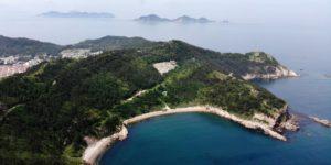 china marine national park