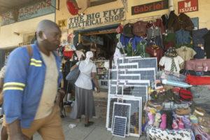 Solar energy in Zimbabwe