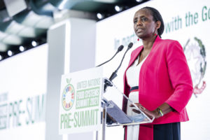 Agnes Kalibata, special envoy for the 2021 Food Systems Summit
