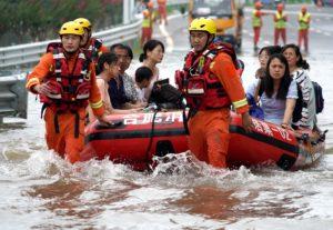 Henan floods in 2021