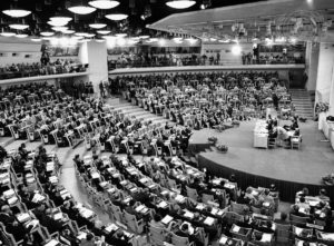 United Nations Conference on the Human Environment (UNCHE) Meets at Stockholm